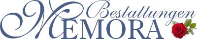 Logo MEMORA Bestattungen